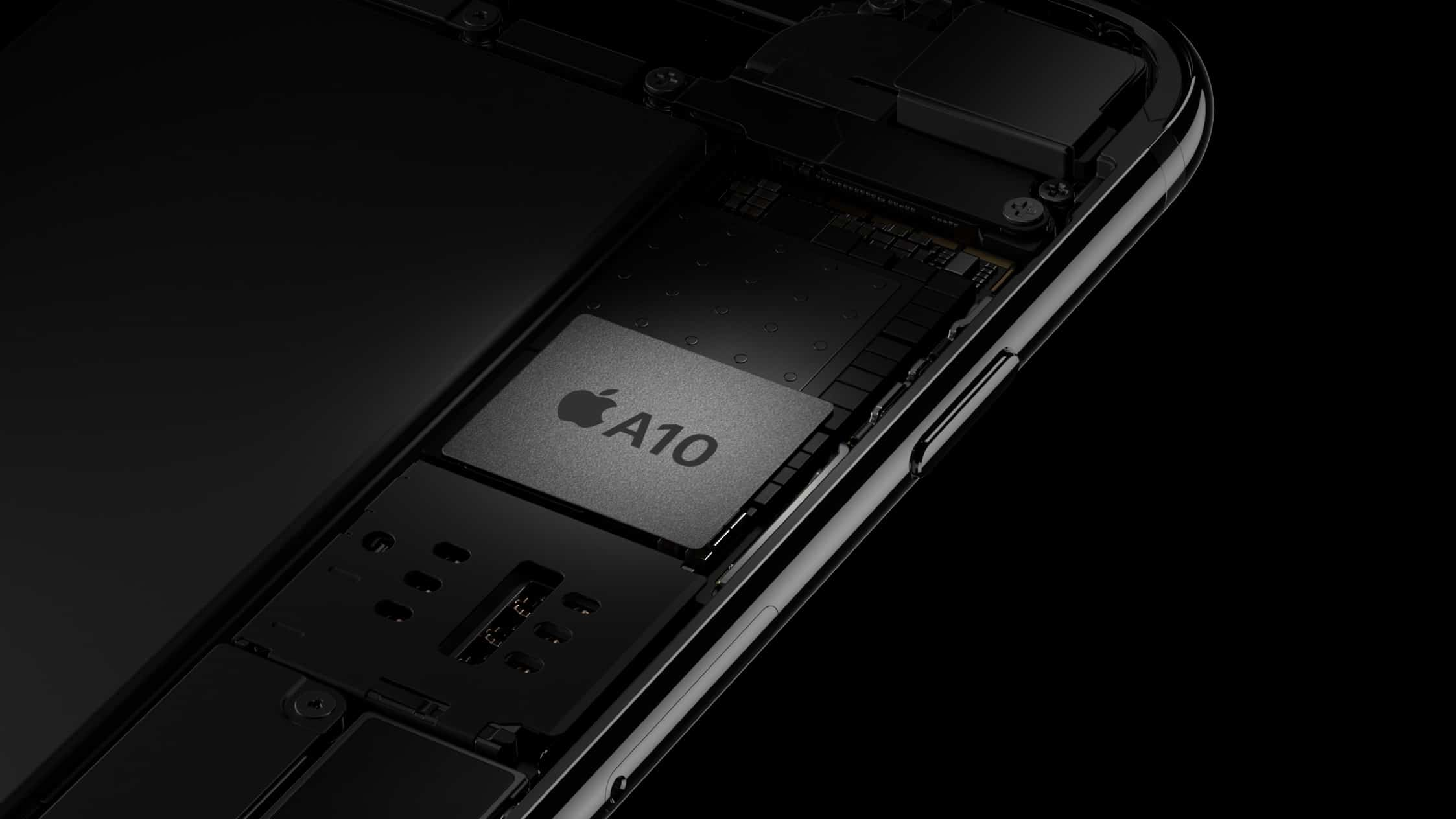 iphone 7 processeur A10