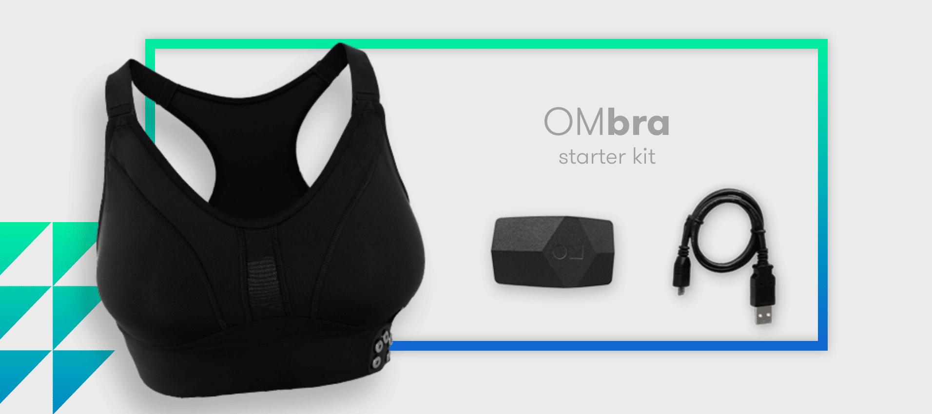 OMbra : un soutien-gorge connecté !