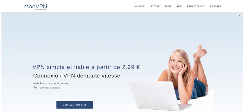 VPN : MonVpn, le VPN Français qui tourne | Gadgeek.fr