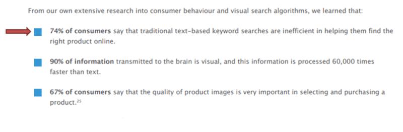 La recherche visuelle et la recherche vocale dynamise le SEO