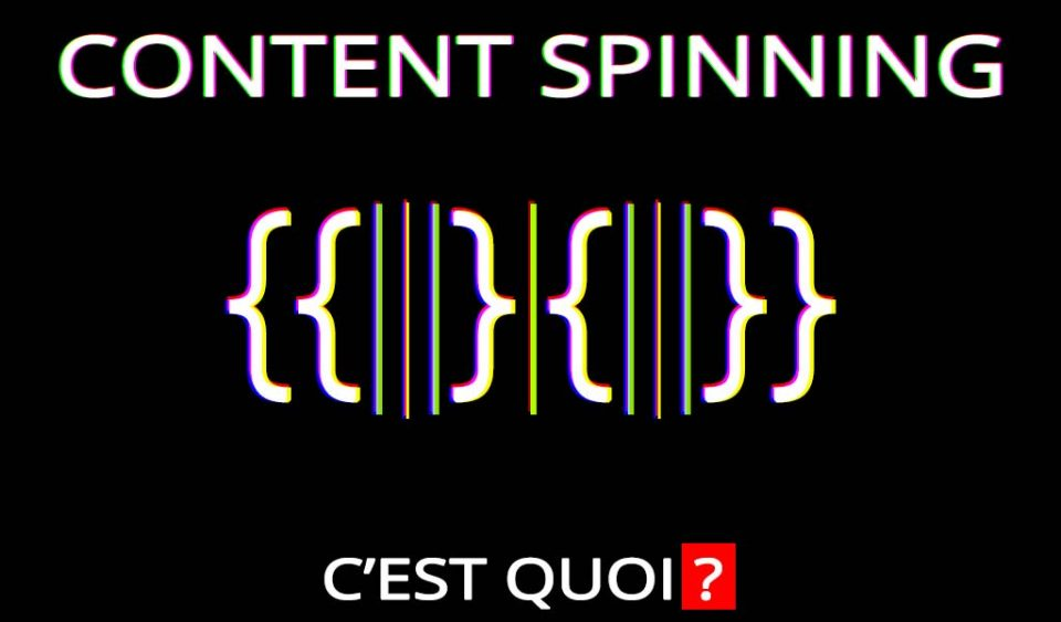 content spinning