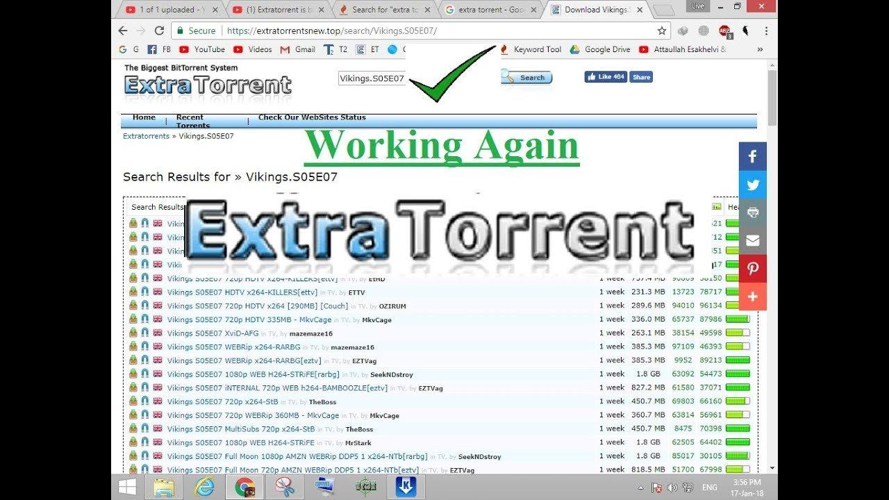 extratorrents 1